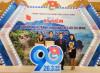 Anh Bùi Tấn Điều - Ủy viên BCH Hội DNT Quảng Ninh được tuyên dương Tài năng trẻ tỉnh