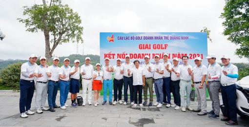 Giải golf Kết nối Doanh nhân năm 2021