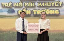 Hội DNT Quảng Ninh dự chương trình nối vòng tay nhân ái vì NKT & TMC tỉnh Quảng Ninh