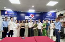 Ngày 22/6/2021, Hội DNT Quảng Ninh đến thăm DN hội viên